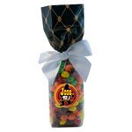 Mug Stuffer Gift Bag with Skittles - Black Diamonds
