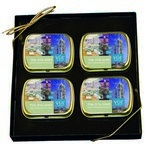 Four Tin Gift Set