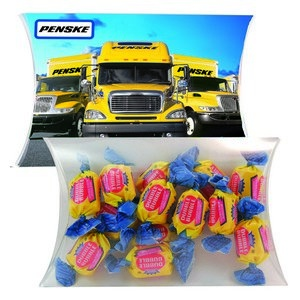 Personalized Candy Pillow Pack (LG) with Bubble Gum