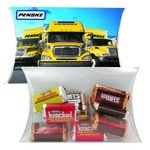 Personalized Candy Pillow Pack (LG) with Hershey Miniatures