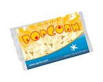 Microwave Popcorn Bag Printed with a 4-color Decal