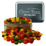 Rectangle Tin with Jelly Beans