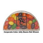 Half Moon with Corporate Jelly Beans