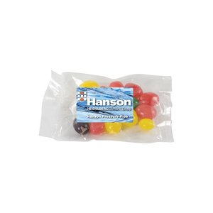 Small Promo Candy Pack with Custom Candy Jelly Beans 