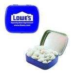 Small Mint Tin with Custom Candy Sugar-Free Gum
