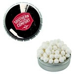 Snap-Top Mint Tin with Custom Candy Signature Peppermints