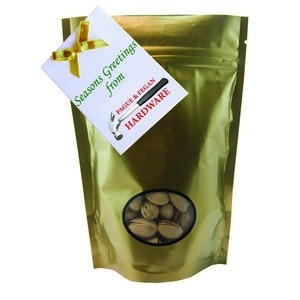 Window Bag with Pistachios - Gold