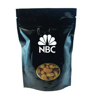 Window Bag with Cashews - Black