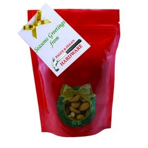 Large Window Bag with Cashews