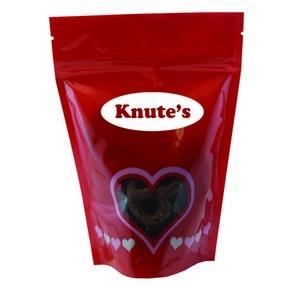 Large Window Bag with Mini Chocolate Pretzels