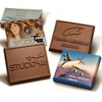 Create Your Own Custom 2in x 3in Chocolate Bar