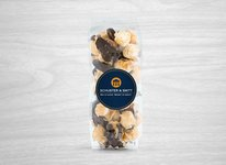 Salted Caramel Popcorn Sensation with Chocolate In Gift Bag