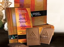 Chocolate Trio Gift Boxes with Custom Boxes 12-Pack