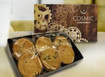 Chocolate Chip Cookies Fresh Baked Cookie Box - 6 Pack