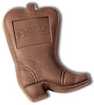 Boot Molded in Chocolate 1 oz