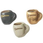 Large Espresso Flavor Chocolate Foiled Coffee Cup