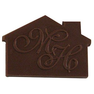 Custom Cutout Molded Chocolate