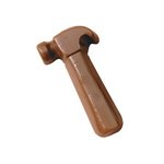 Hammer Shape Molded Chocolate 1 oz