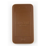Cell Phone Molded in Chocolate 2 oz