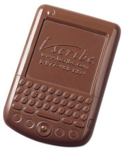 Blackberry Molded in Chocolate 4 oz