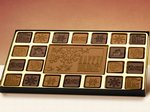 45pc Chocolate Holiday Assortment -Stock