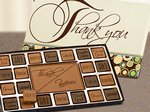 45pc Thank You Assortment - Printed Lid - Stock