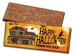 Happy Halloween Chocolate Wrapper Bars - Stock