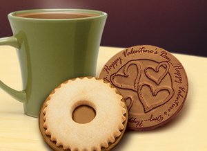 Valentine Cookie - Stock No Logo