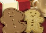 Gingerbread Man Cookie - Stock No Logo