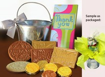 Thank You Gift Pail  - Stock Design- No Logo
