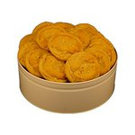 Peanut Butter Cookie Gift in Mini Canisters (10 Cookies)