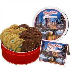 Gourmet Classic Cookie Combo - 2 Flavors - Regular Tin