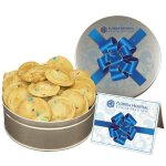 Jewell Chip Cookie Gifts in Regular Size Gift Tin