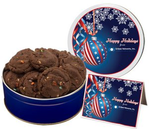 Hope Cookies in a Large Gift Tin
