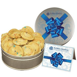 Jewell Chip Cookies In Large Gift Tin