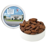 Chocolate Covered Almonds in a Petite Tin (4 oz.)