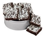 Deluxe Chocolate Chip Fudge Brownies