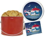 Gourmet Cookie Bucket with Classic Cookie Flavor (36 COOKIES)