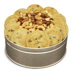 Chocolate Chip Cookiesand Fancy Mixed Nuts