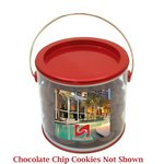 Gourmet Chocolate Chip Cookies in Mini Pail (6)