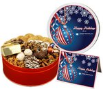 Cool Classic Cookie Gift Assortment in a Large Gift Tin