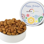 Honey Roasted Peanuts in Petite Gift Tin (4 oz.)