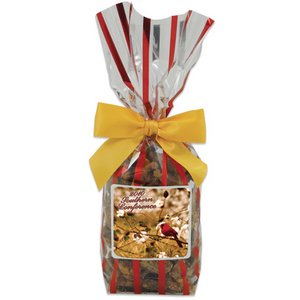 Honey Toasted Pecans in Gift Bag (8 oz)