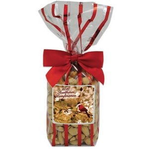 Fancy Jumbo Brazilian Cashews in Gift Bag (10 oz)