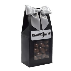 Gable Box - Chocolate Covered Almonds