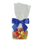 Gourmet Jelly Beans in Clear Mini Gift Bag (8 oz)