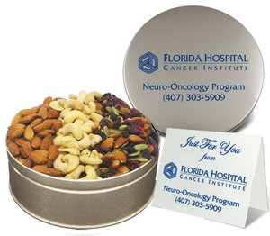 Hearty Nut Trio in Regular Gift Tin (18 oz)
