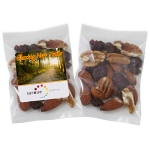 Cranberry Nut Mix in Clear Bag with Logo (1 oz.)