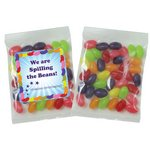 Gourmet Jelly Beans Individually Packaged with Label (1 oz)