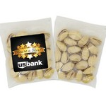 Pistachios Individually Packaged with Imprinted Label (1 oz.)